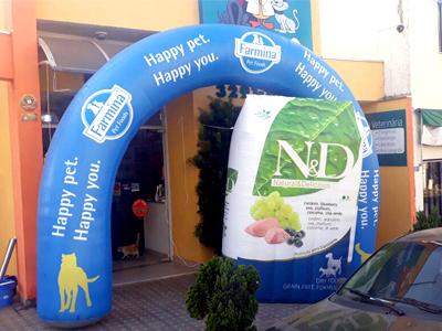 Farmina Day conquista muitos fãs em Alfenas
