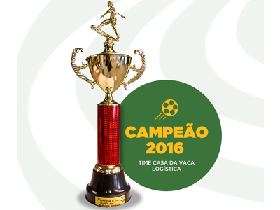 Time de Futsal da Casa da Vaca ganha campeonato de empresas da cidade